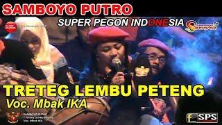 Video SAMBOYO PUTRO Lagu Jaranan Treteg Lembu Peteng Voc. Mbak IKA MP3, 3GP, MP4, WEBM, AVI, FLV Agustus 2018