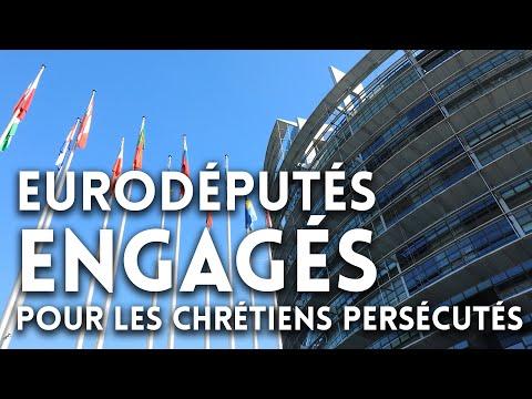 3 eurodéputés expliquent leur engagement pour les chrétiens persécutés