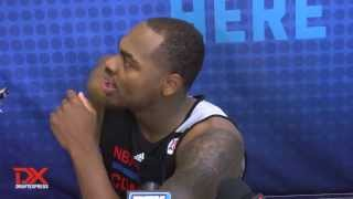 Deshaun Thomas Draft Combine Interview