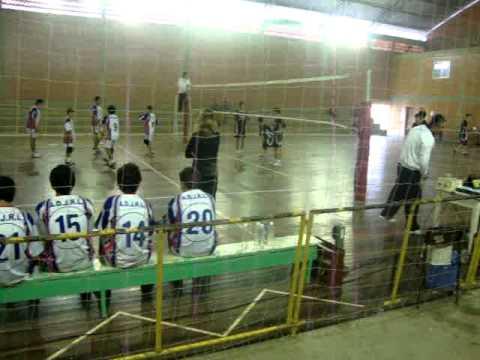 JESC, em Sombrio 2011. Voleibol masculino, Garopaba !