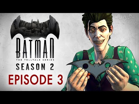 Batman: The Enemy Within - Episode 3 - Fractured Mask (Full Episode)