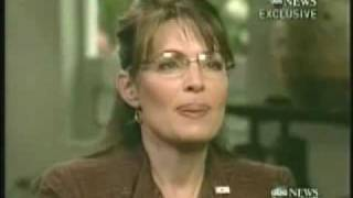 Why do people laugh at creationists? (part  26) Sarah Palin
