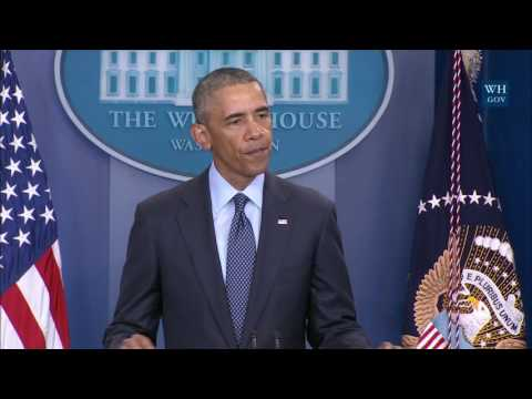 Watch President Obama s Statement Regarding The Orlando