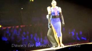 Nicky Byrne & Karen Hauer SCD 2014 Live Argentine Tango 20-01-14