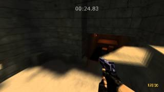kz_bhop_goldhop_faster - badgamer - 00:45.40 (World Record 2013/04/27) KZMOD.COM