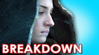 We breakdown the preview of Game of Thrones Season 7 episode 7 and share our theories & predictions of what is to come.