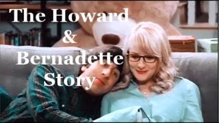 Video The Howard and Bernadette Story from the Big Bang Theory MP3, 3GP, MP4, WEBM, AVI, FLV Oktober 2018