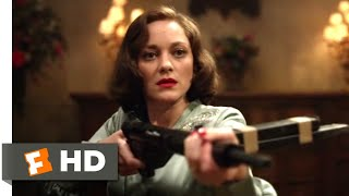 Nonton Allied (2016) - A Beautiful Diversion Scene (5/10) | Movieclips Film Subtitle Indonesia Streaming Movie Download