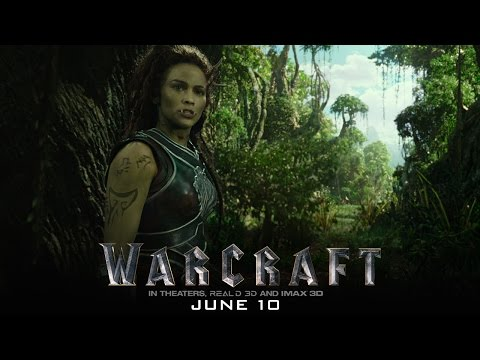 Warcraft (Featurette 'Paula Patton')