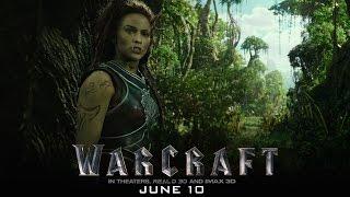 Warcraft Featurette - Garona played by Paula Patton