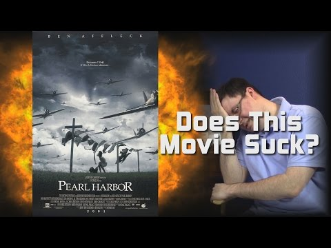"""Pearl Harbor"" (2001) - Does This Movie Suck?"