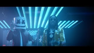 Video Migos & Marshmello - Danger (from Bright: The Album) [Music Video] MP3, 3GP, MP4, WEBM, AVI, FLV Maret 2018