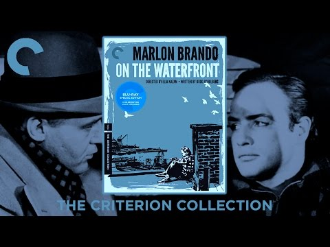 The Criterion Colleciton: On The Waterfront (1954) Blu-ray Digipak | Marlon Brando | Unboxing