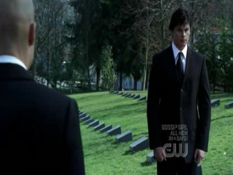 Smallville season 7 episode 16 ending