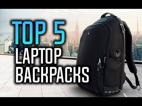 ▶️ Best Laptop Backpacks in 2017!