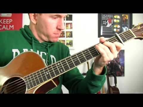 Radioactive – Imagine Dragons Guitar Lesson – Easy Beginners