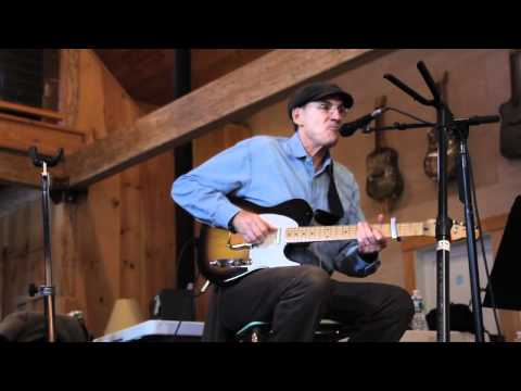 """Steamroller"" – James Taylor Rehearsal"