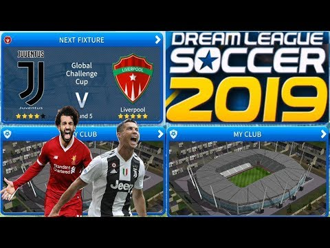 Juventus Fc Vs Liverpool  Dream League Soccer 2019 Vietubqn #01