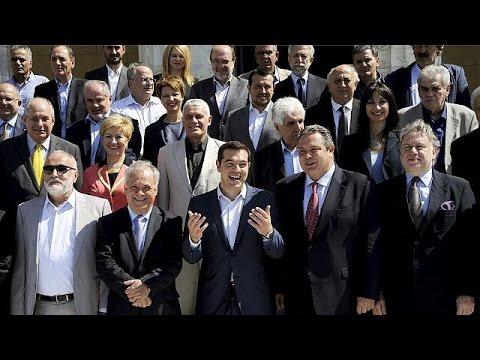 Σκληρή δουλειά ζήτησε ο Αλέξης Τσίπρας από τους υπουργούς του