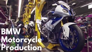 Video BMW Motorcycles Production MP3, 3GP, MP4, WEBM, AVI, FLV Mei 2019