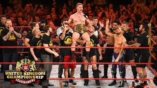 Nonton WWE United Kingdom Champion Tyler Bate celebrates his historic victory: Exclusive, Jan. 15, 2016 Film Subtitle Indonesia Streaming Movie Download