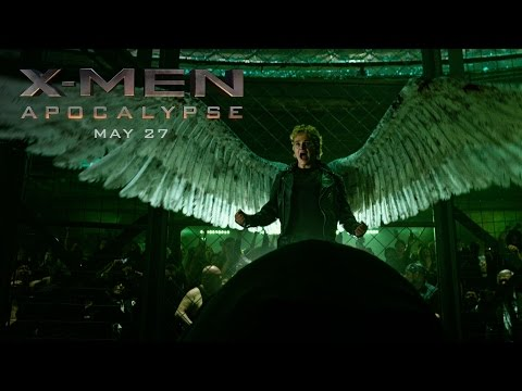 X-Men: Apocalypse (Character Spot 'Angel')