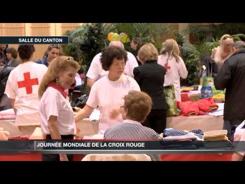 La braderie de la Croix Rouge mongasque