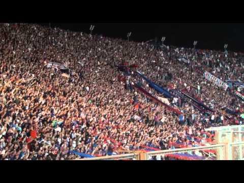 Video - Impresionante fiesta de San Lorenzo vs Botafogo - La Gloriosa Butteler - San Lorenzo - Argentina