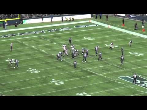 12th Fan View – 2011 Week 10 Baltimore Ravens at Seattle Seahawks Part II