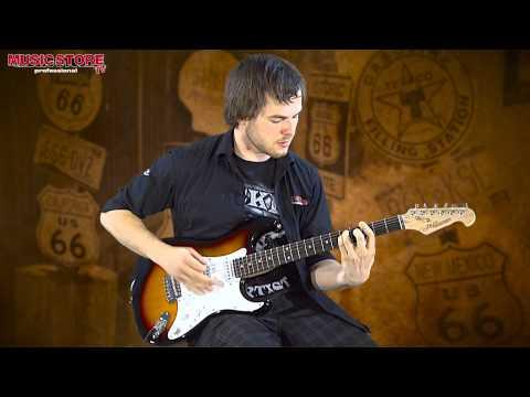 Eine richtig gute E-Gitarre für nur 79 Euro - die JACK & DANNY im Test