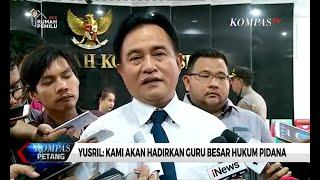 Video Tim Kuasa Hukum Jokowi-Ma'ruf Tak Akan Hadirkan Banyak Saksi MP3, 3GP, MP4, WEBM, AVI, FLV Juni 2019