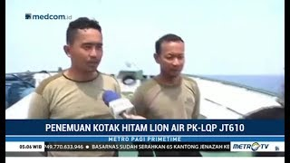 Video Cerita Penyelam Hampir Putus Asa Cari Kotak Hitam Lion Air JT610 MP3, 3GP, MP4, WEBM, AVI, FLV Januari 2019
