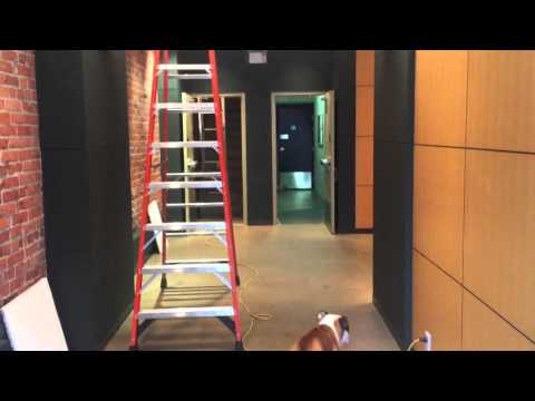 這隻狗狗因為太害怕梯子跟電線而不敢前進,最後牠想出來的「眼不見為淨方法」讓人萌到滾地啊!