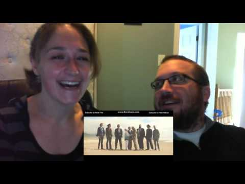 Reaction Time with The Better Halves! 19 You and Me - Home Free ft Peter Hollens