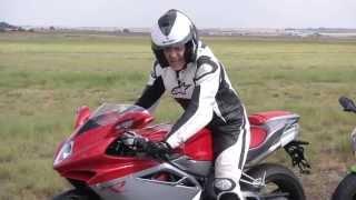 4. Superbike Shootout Pt 1; BMW S1000RR vs. KAWASAKI ZX10 vs. MV AGUSTA F4R Part 2
