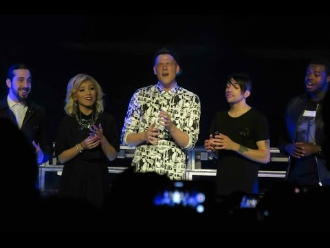 Pentatonix – 3/1/15 – City National Grove of Anaheim