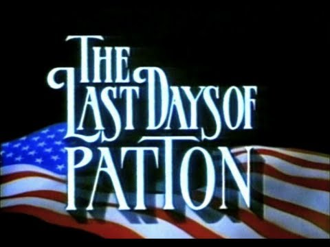 LOS ULTIMOS DIAS DE PATTON PEAJUSTE (THE LAST DAYS OF PATTON, 1986, Full movie, Spanish, Cinetel)