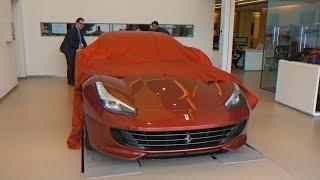 Vine a Inglaterra a Recoger un Ferrari!   Salomondrin