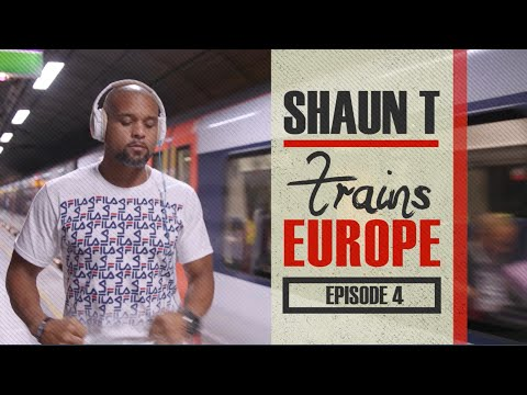 Shaun T Trains Europe Munich to Berlin Episode 4