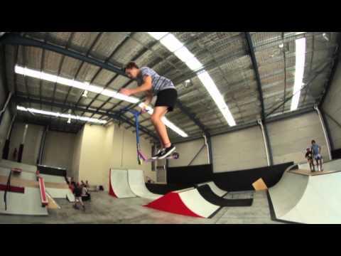 Rampage Indoor Skatepark Clips