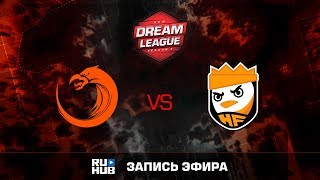 TNC vs HappyFeet, DreamLeague Season 8, game 1 [Maelstorm, Mila]