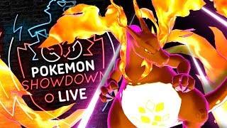SETTING FIRE TO UBERS WITH CHARIZARD! Pokemon Sword and Shield by PokeaimMD
