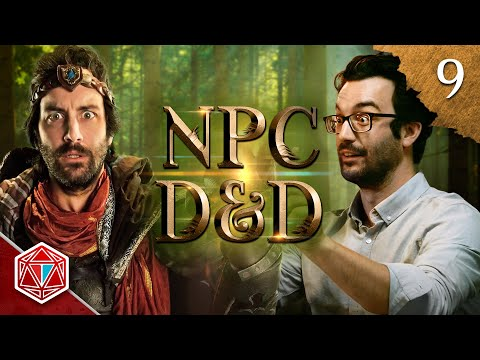 Hidden Allies - NPC D&D - Episode 9