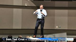 Trussville (AL) United States  City new picture : Ted Cruz Presidential Campaign Speech 12 20 2015 Trussville Alabama