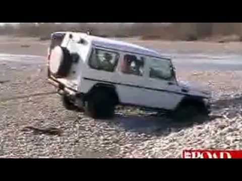 Iveco Massif – Land Rover Defender – Toyota Land Cruiser – Mercedes G – Jeep Wrangler