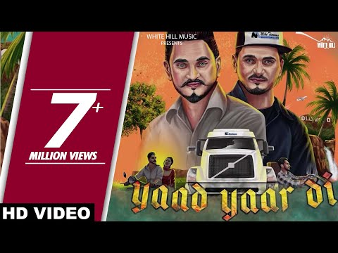 Yaad Yaar Di Songs mp3 download and Lyrics