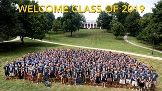 Class of 2019 Welcome | Class Photo Timelapse