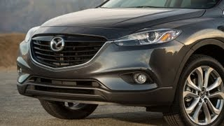 2013 Mazda CX-9 - Drive Time Review With Steve Hammes