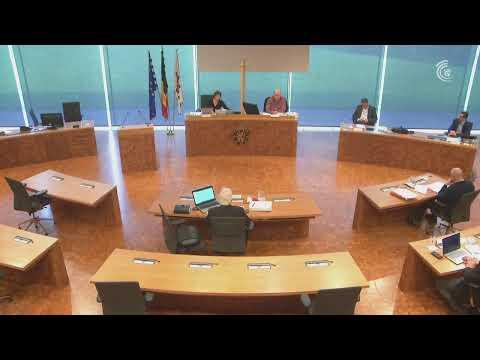 Vorschaubild Livestream auf YouTube: 'Öffentliche Sitzung Ausschuss 1'