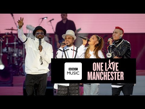 Where Is the Love One Love Manchester [Feat. Ariana Grande]